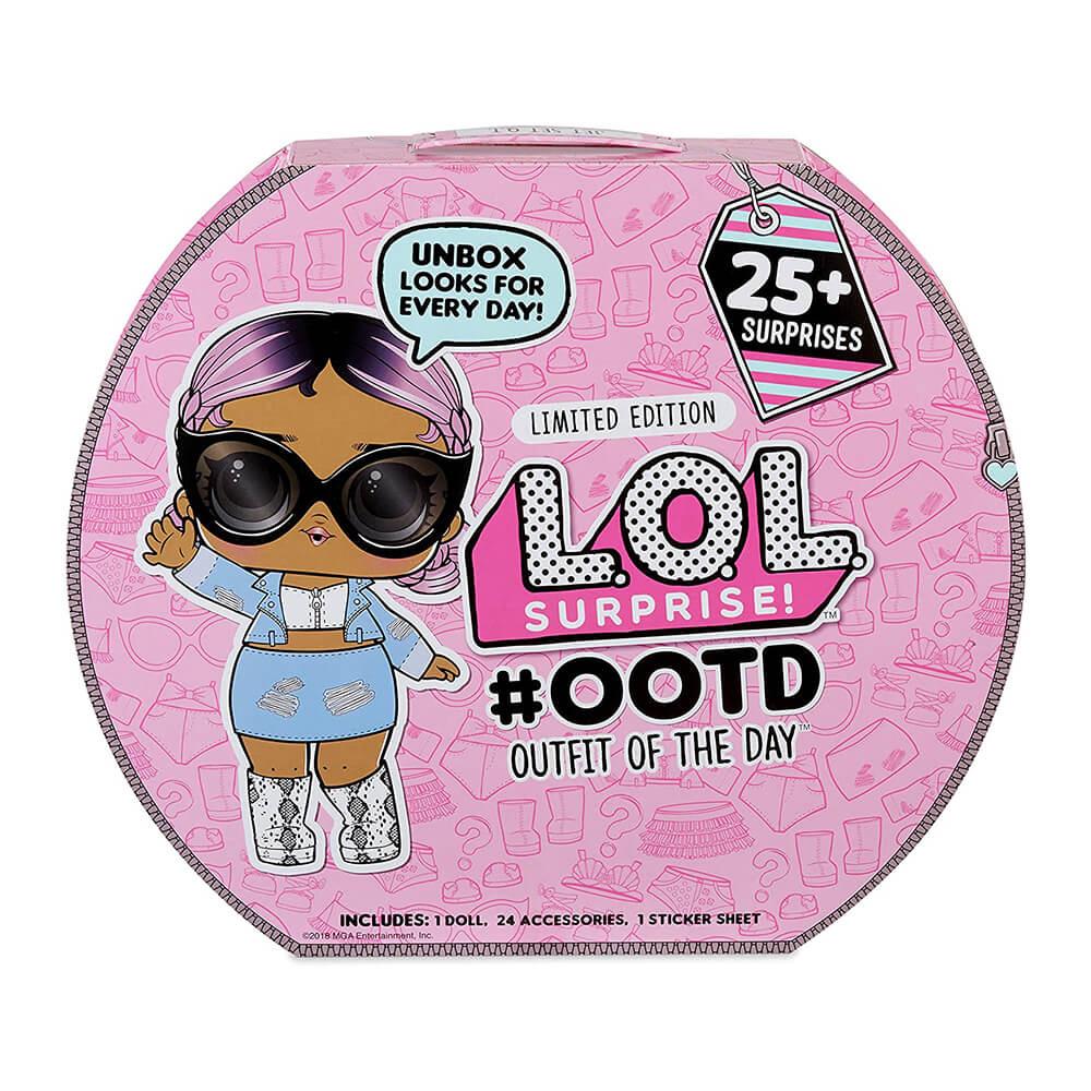 Кукла LOL OOTD (Outfit Of The Day) (ЛОЛ интерактивный календарь)